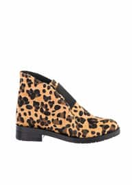 Leopard - Boots