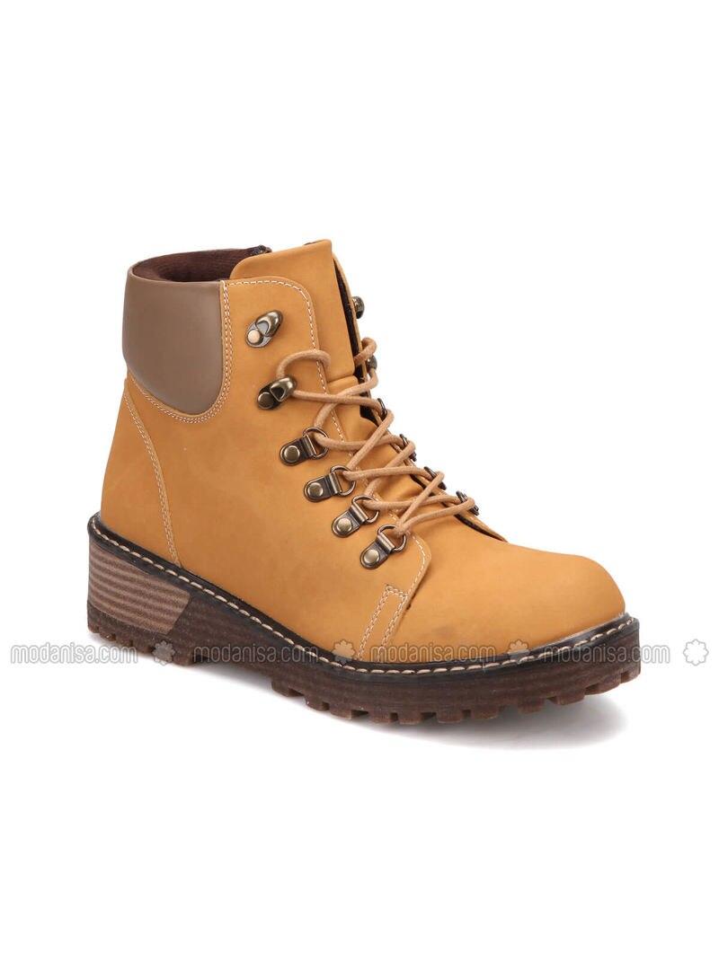 Camel - Boots