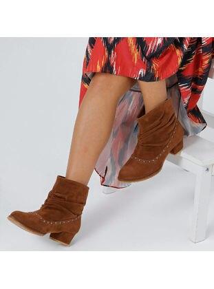 Tan - Shoes - Butigo