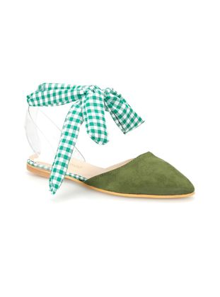 Green - Shoes