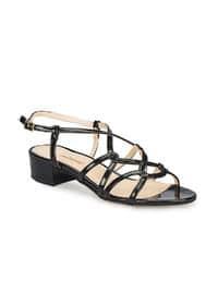 Black - Shoes