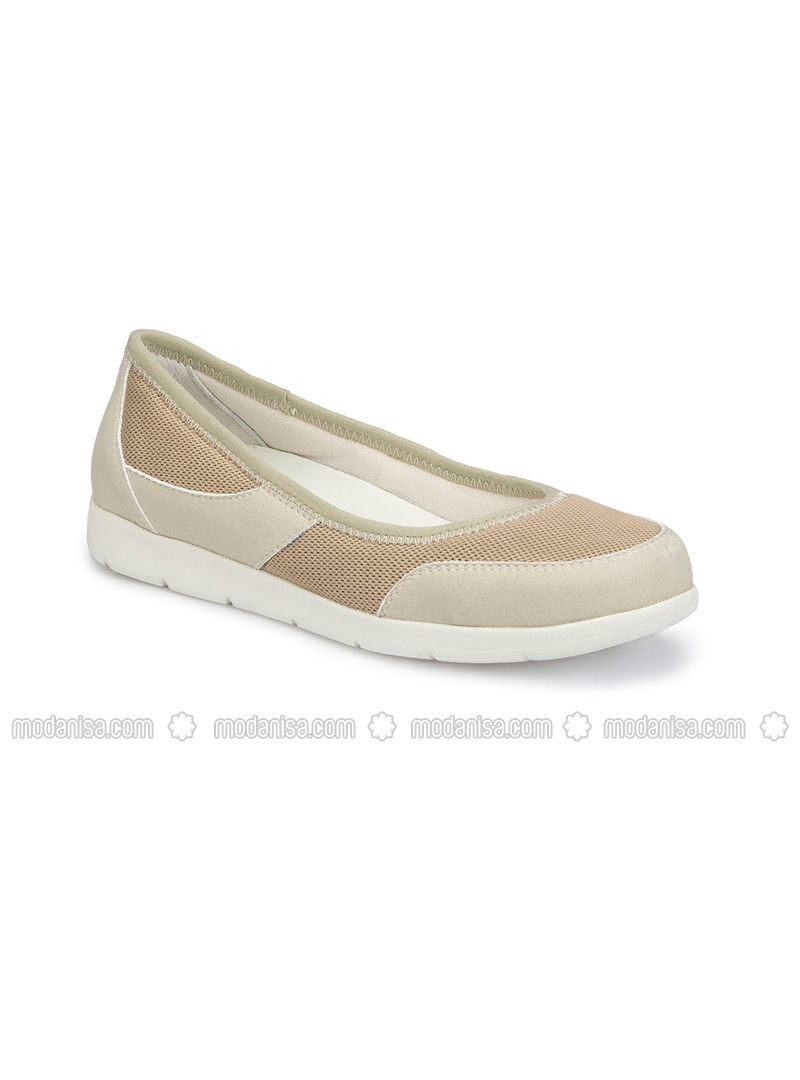 Beige - Shoes