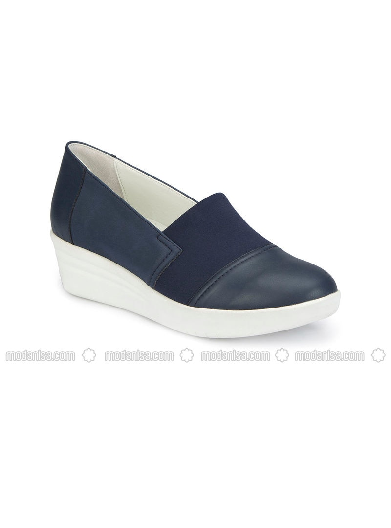 Navy Blue - Shoes