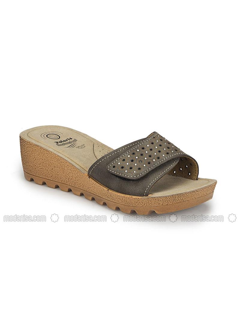Smoke-coloured - Shoes