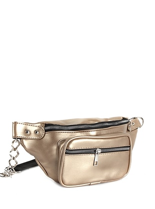 Golden tone - Satchel - Bum Bag