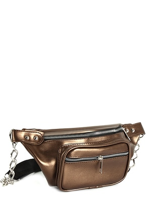 Brown - Satchel - Bum Bag
