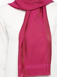 Fuchsia - Plain - Shawl
