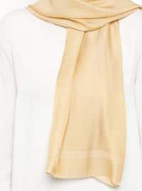 Golden tone - Plain - Shawl