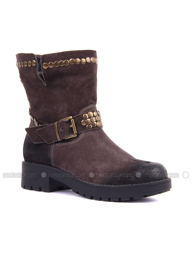 Anthracite - Boot - Boots