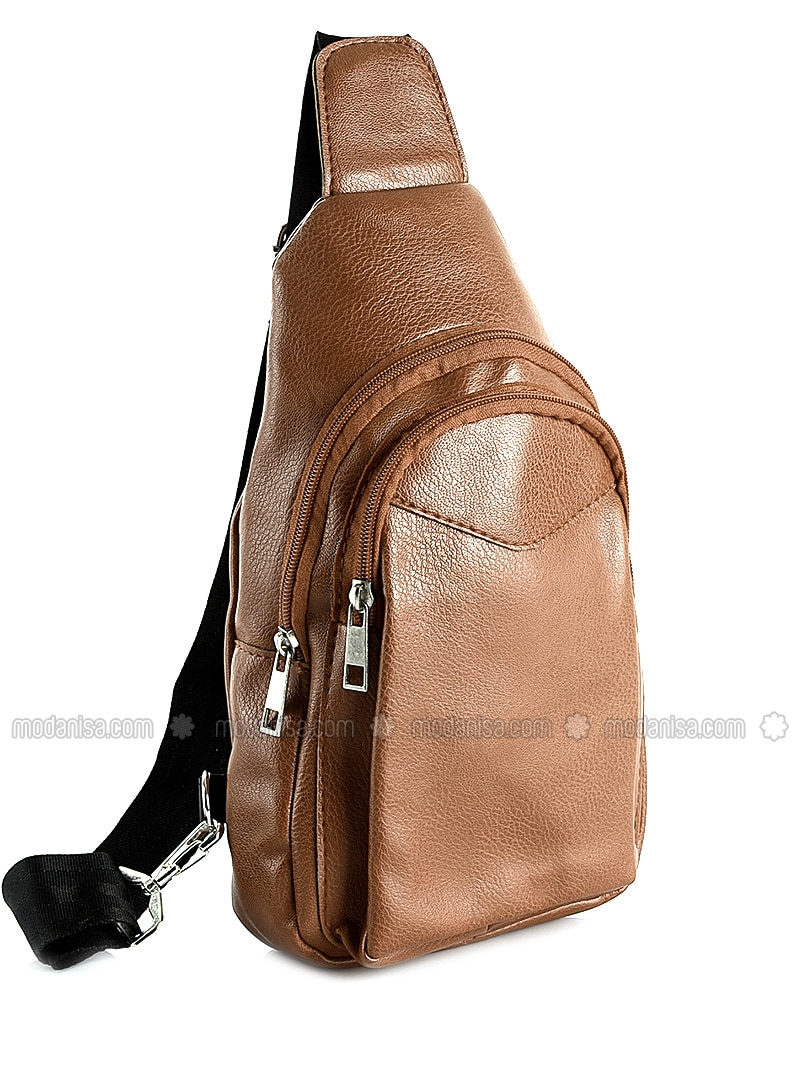 Brown - Bum Bag
