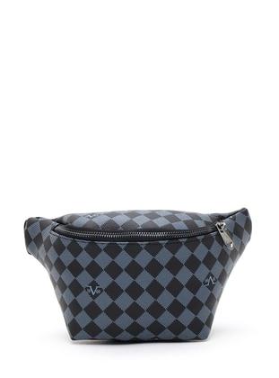 Black - Satchel - Bum Bag - 19V69 Italia