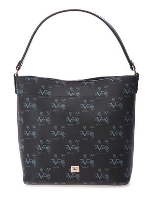 Black - Shoulder Bags - 19V69 Italia