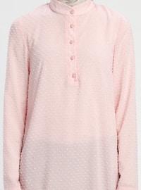Powder - Button Collar - Tunic