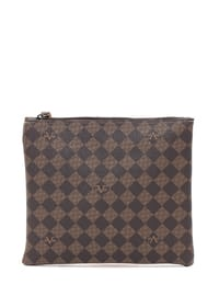 Brown - Clutch Bags / Handbags - 19V69 Italia