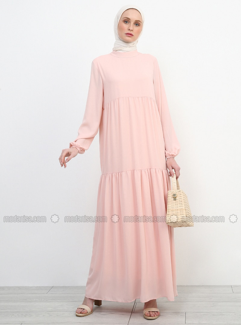 Powder - Crew neck - Fully Lined - Dress