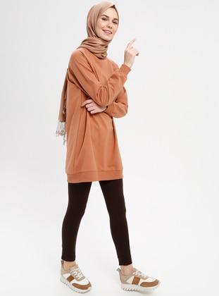 Brown - Legging