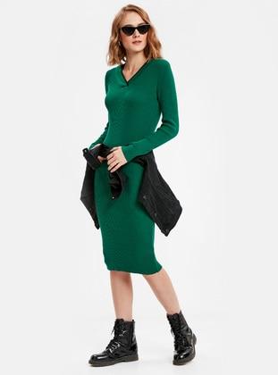 Green - Dresses