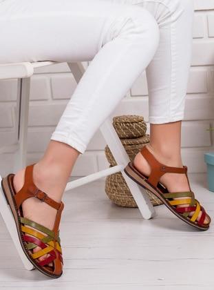 Multi - Sandal - Sandal - Ayakkabı Frekansı