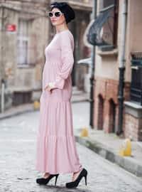 Powder - Crew neck - Unlined - Dresses