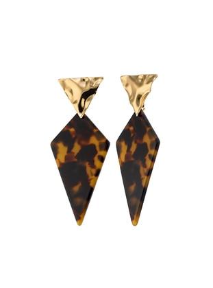 Leopard - Earring