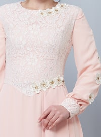 Powder - Crew neck - Half Lined - Dress