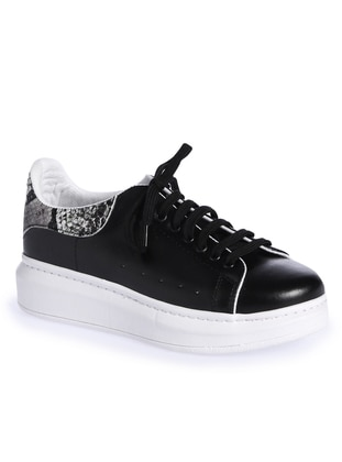 Black - Sport - Casual - Shoes