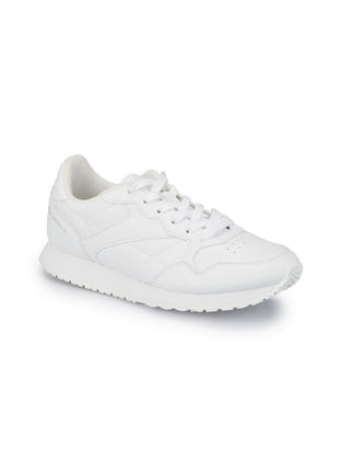 White - Sports Shoes