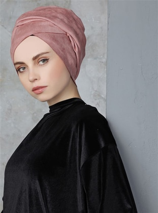 Powder - Lace up - Simple - Bonnet