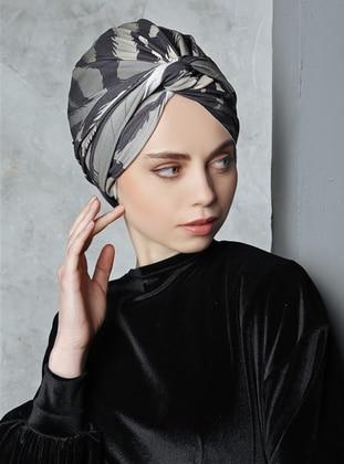 Khaki - Lace up - Bonnet
