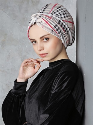 Multi - Lace up - Bonnet