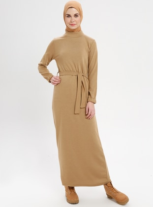 Minc - Polo neck - Unlined - Dresses