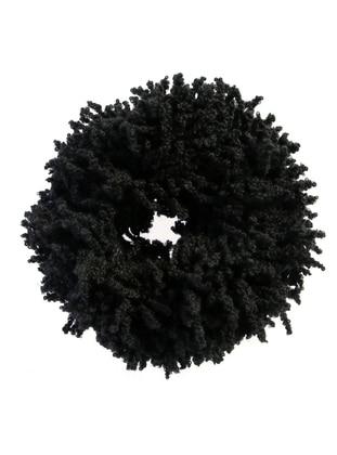 Black - Buckle - Mervin Şal