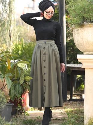 Khaki - Skirt
