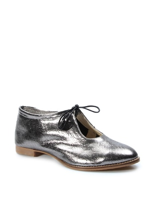 Anthracite - Metallic - Casual - Shoes