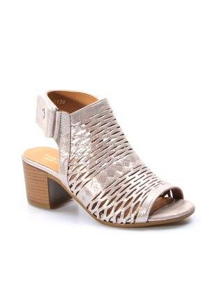 Powder - High Heel - Casual - Shoes