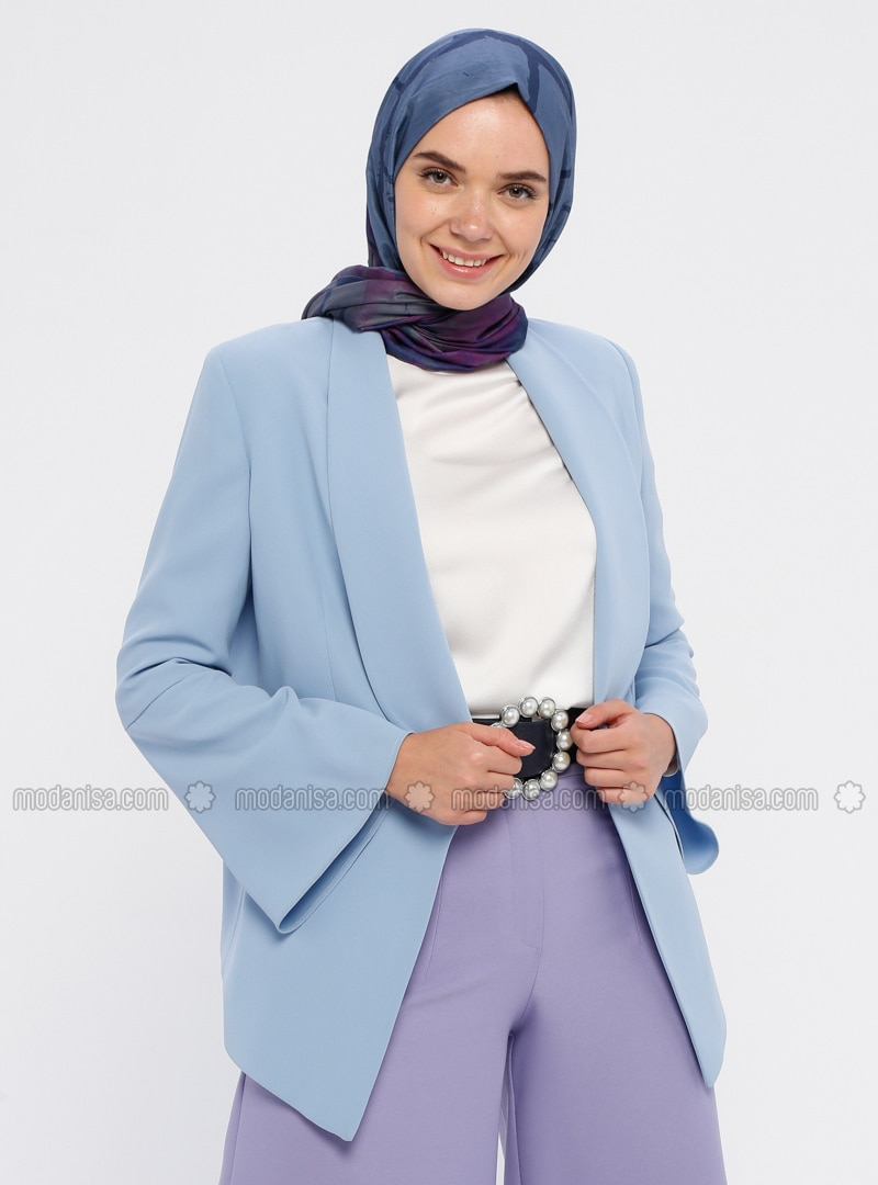 Blue - Fully Lined - Suit