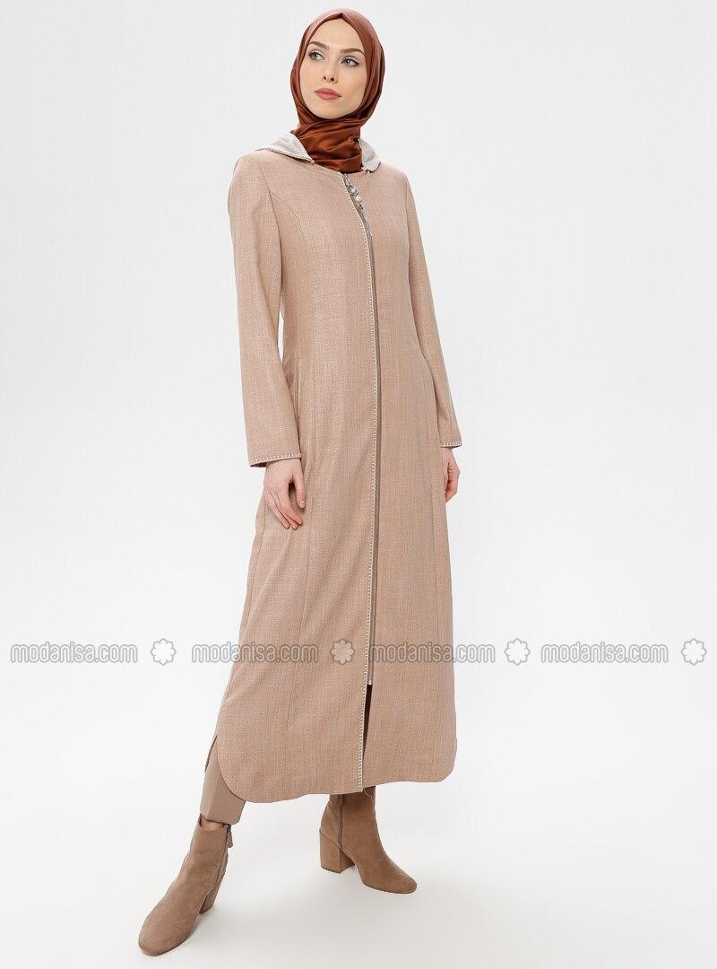 Tan - Camel - Unlined - Topcoat