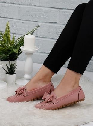Powder - Flat - Flat Shoes - Renkli Butik