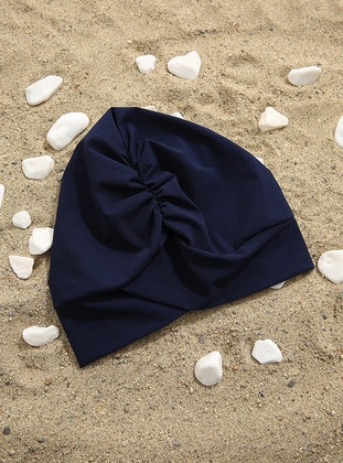 Navy Blue - Sea Cap
