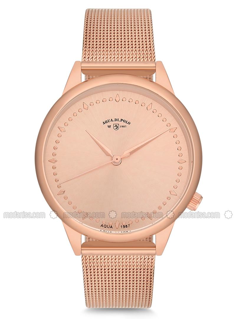 Pink - Gold - Watch