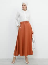 - Unlined - Skirt