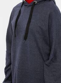 Cotton - Indigo - Sweat-shirt