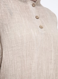 Minc - Crew neck - Cotton - Tunic