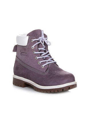 Lilac - Boot - Boots - Efem