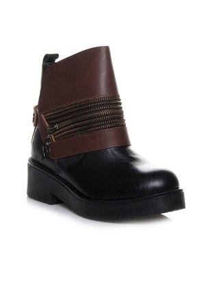 Black - Boot - Boots - Efem