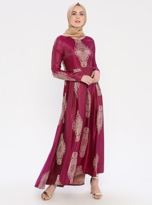 Cherry - Multi - Unlined - Dress