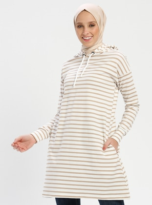 Minc - Stripe - Cotton - Tunic