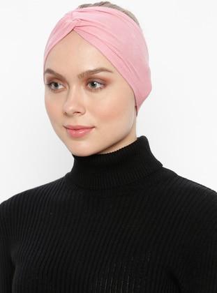 Dusty Rose - Simple - Viscose - Bonnet