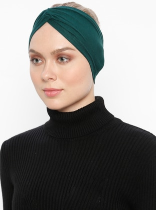Emerald - Simple - Viscose - Bonnet
