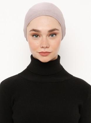Dusty Rose - Lace up - Viscose - Bonnet
